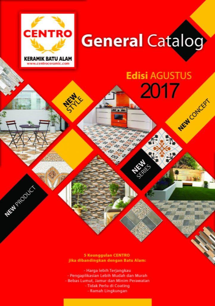 Katalog Keramik Centro 2017